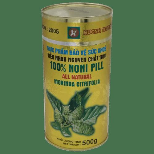 Viên nhàu nguyên chất 노니알 Hương Thanh