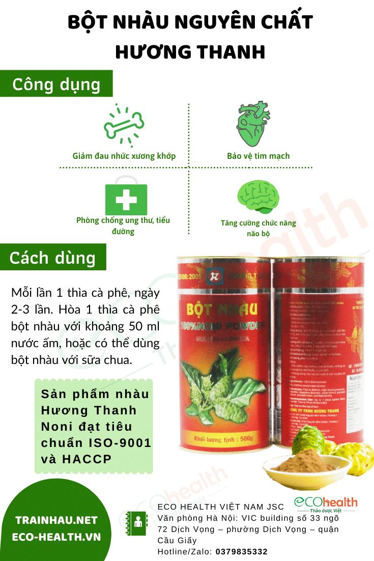 bột nhàu Hương Thanh