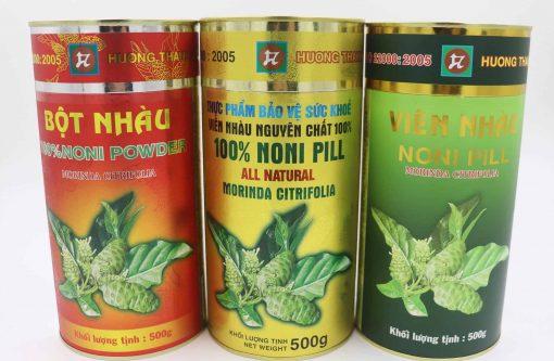 Viên nhàu mật ong 노니알 Hương Thanh 2