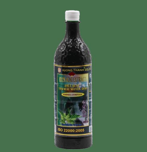 Combo 5 chai nước cốt nhàu noni juice 노니즙 Hương Thanh