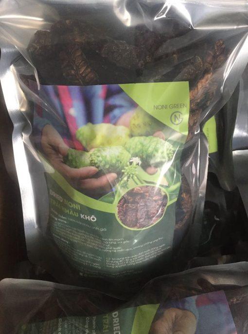 Trái nhàu khô 노니 loại đặc biệt 1