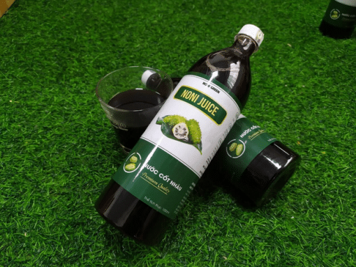 Nước cốt nhàu 노니즙 Noni Green 1000ml 7