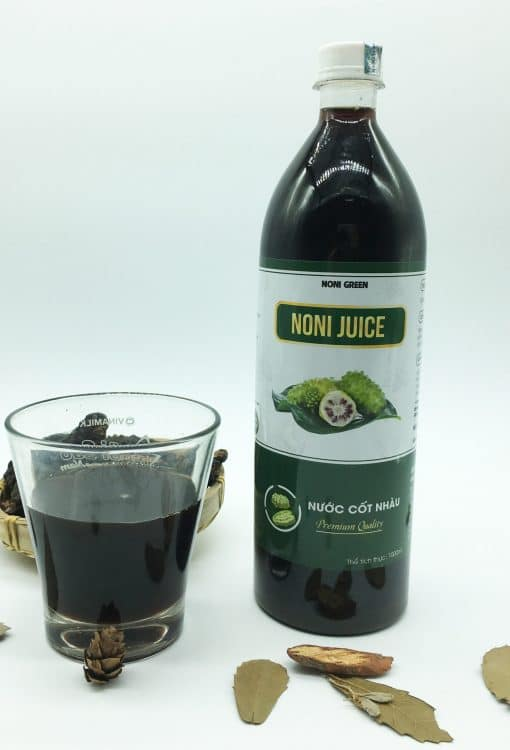 Nước cốt nhàu 노니즙 Noni Green 1000ml 2