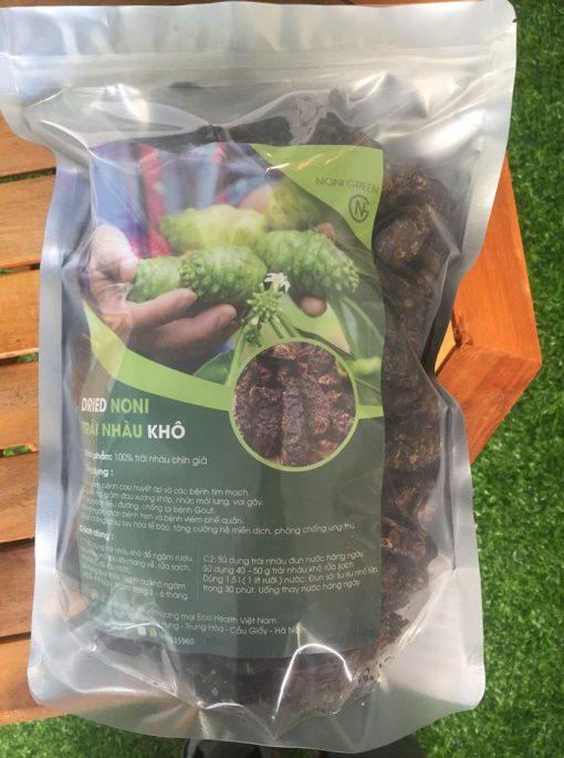 [Mua 3 tặng 1] Combo 3kg  trái nhàu/ quả nhàu khô loại chuyên dùng ngâm rượu 8