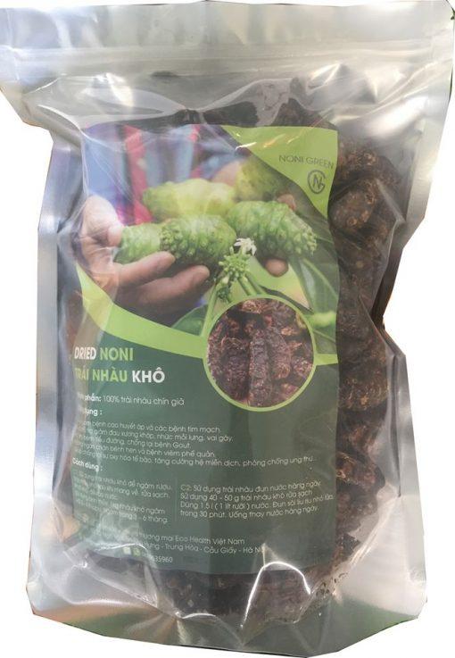[Mua 3 tặng 1] Combo 3kg  trái nhàu/ quả nhàu khô loại chuyên dùng ngâm rượu 9