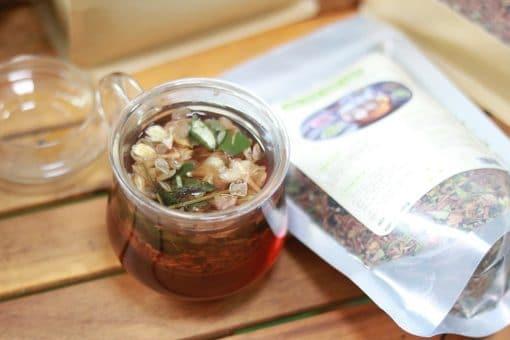 1000g Trà thanh nhiệt, trà hoa ngũ cốc Thanh Hương 3