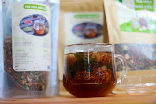 1000g Trà thanh nhiệt, trà hoa ngũ cốc Thanh Hương 7