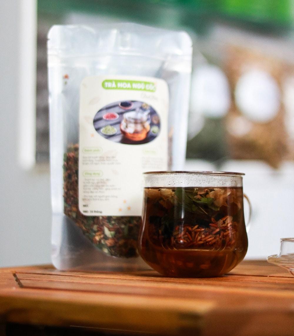 1000g Trà thanh nhiệt, trà hoa ngũ cốc Thanh Hương 5