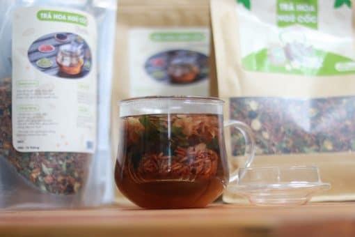 1000g Trà thanh nhiệt, trà hoa ngũ cốc Thanh Hương 1