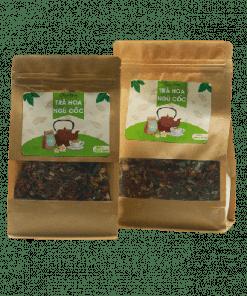 trà hoa ngũ cốc TH