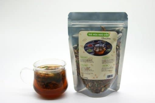 1000g Trà thanh nhiệt, trà hoa ngũ cốc Thanh Hương 4