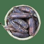 chuối mật rừng