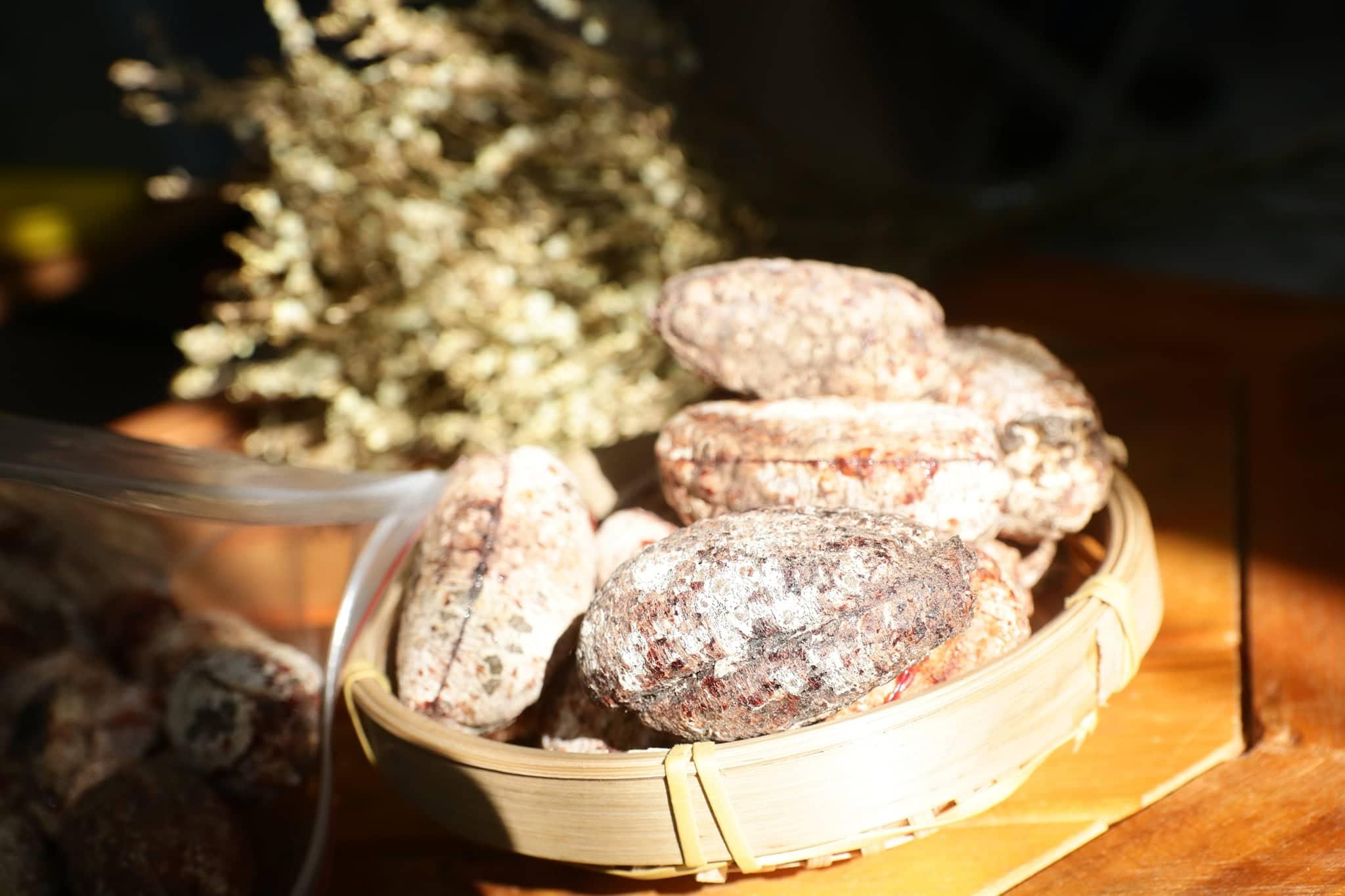 1kg Chuối hột rừng ngâm rượu thơm ngon, chuối trắng 15