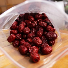 1000g Táo đỏ phơi khô thơm ngọt 1