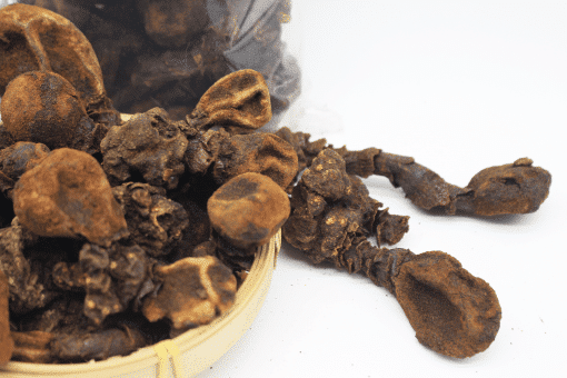 1kg Nấm ngọc cẩu khô bổ thận tráng dương 8