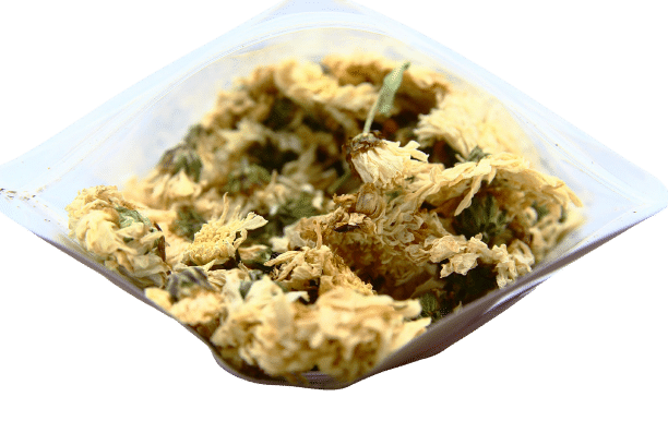 Trà hoa cúc trắng gói 100g 7