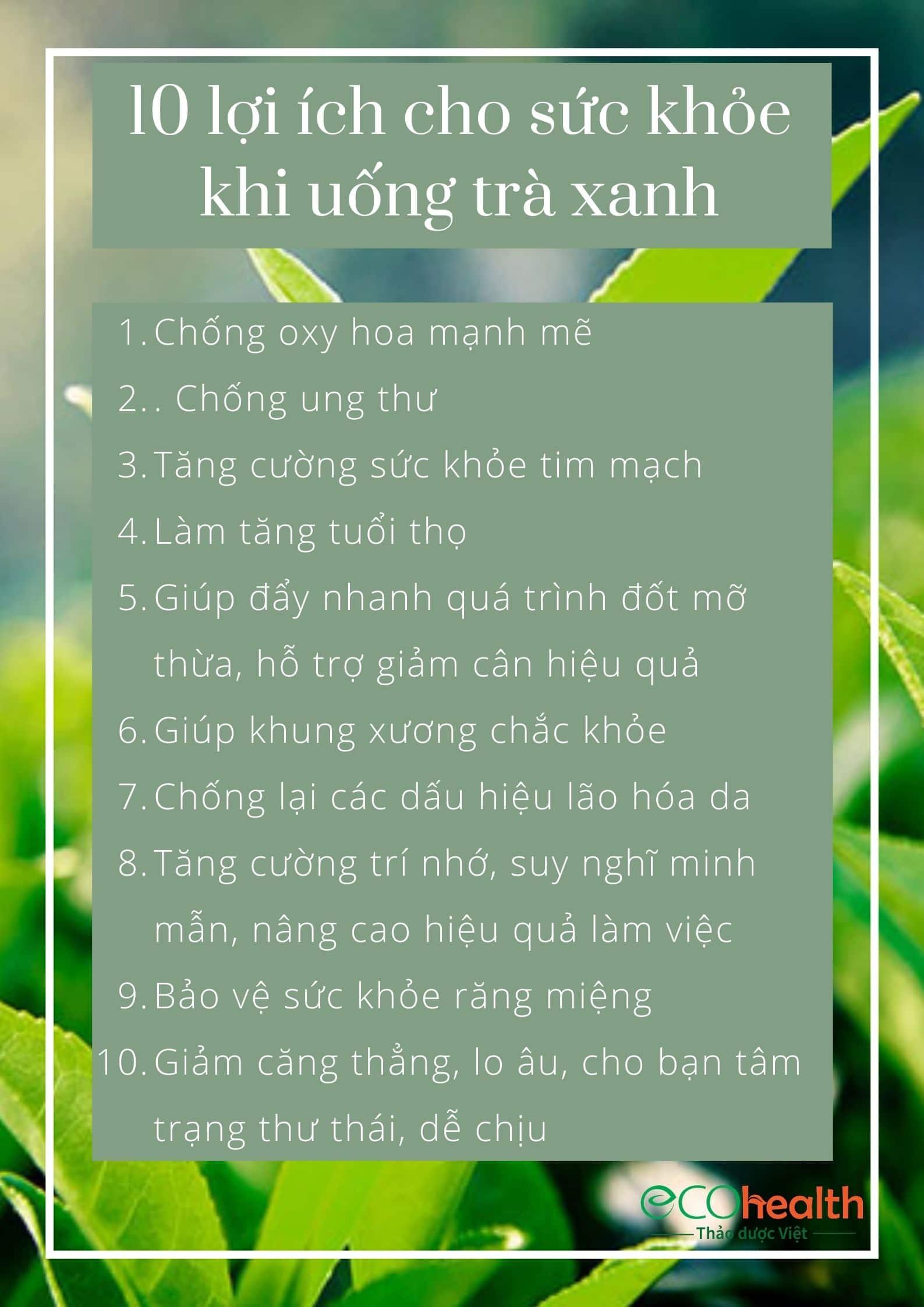 Trà Thái Nguyên chính hãng thơm ngon 3