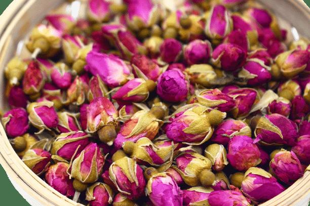 Nụ hoa hồng sấy khô 4