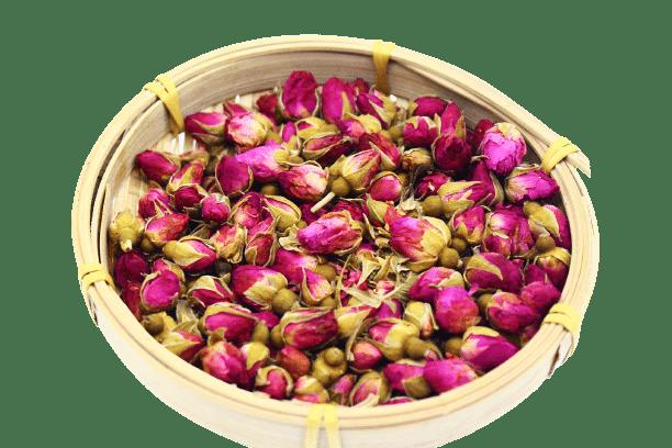 Nụ hoa hồng sấy khô 3