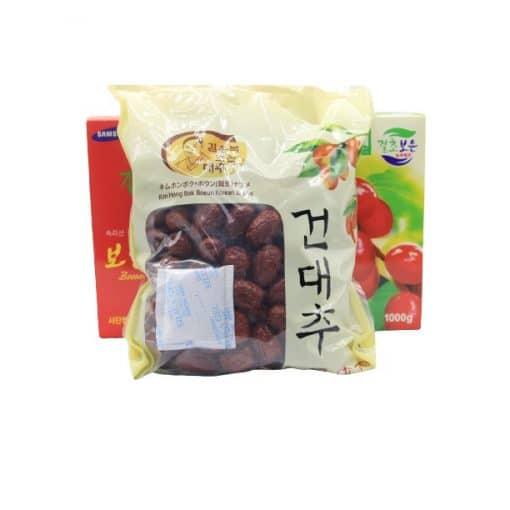 1kg Táo đỏ Hàn Quốc sấy khô giàu dinh dưỡng