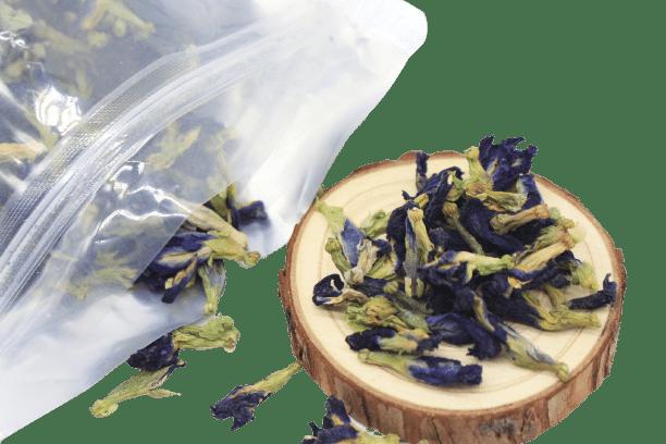 Hoa đậu biếc phơi khô tự nhiên 16