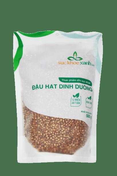 500g hạt bo bo đỏ Ấn Độ 5