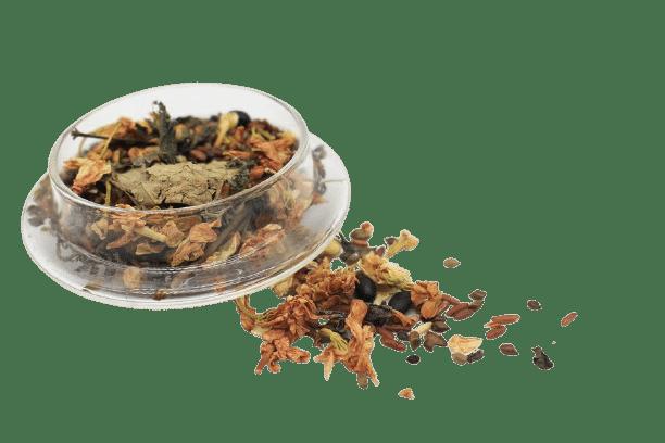 1kg Trà hoa ngũ cốc túi zip 8 thành phần 15