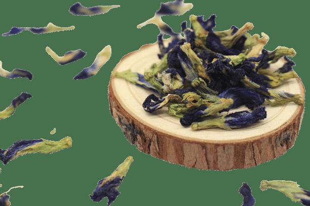 Hoa đậu biếc phơi khô tự nhiên 25