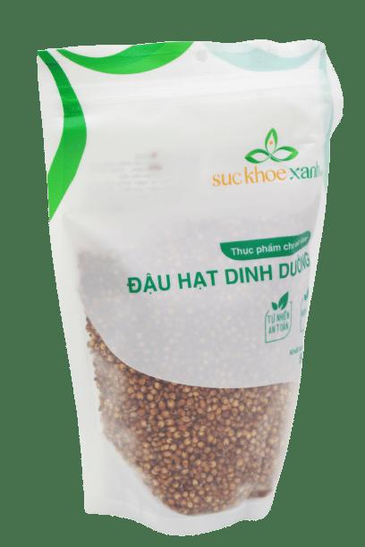 500g hạt bo bo đỏ Ấn Độ 7