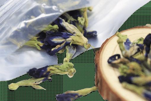 Hoa đậu biếc phơi khô tự nhiên 12