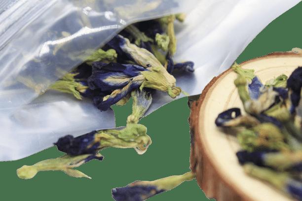 Hoa đậu biếc phơi khô tự nhiên 19