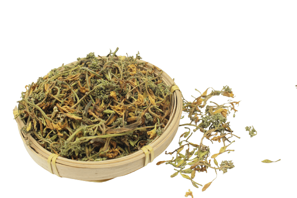 Hoa đu đủ đực phơi khô tự nhiên 25
