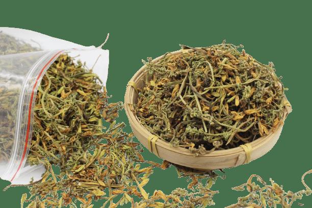 Hoa đu đủ đực phơi khô tự nhiên 24