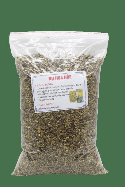 1000g hoa hòe khô dùng pha trà 6