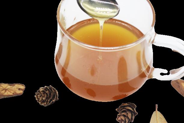 1 lít Mật ong hoa cà phê nguyên chất 9
