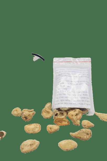 1 hạt sang (hạt sành) chữa bệnh dạ dày, đại tràng 4