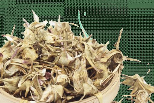 1kg Hoa atiso khô 8